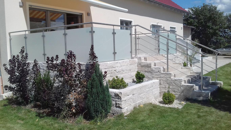 Terrassen A Zaun Und Mehr De
